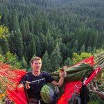 Hammock in Tree Top