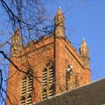 General Theological Seminary Chapel James on Tower