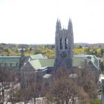 Gasson Hall Tower, Boston College