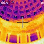 General Grant National Memorial infrared