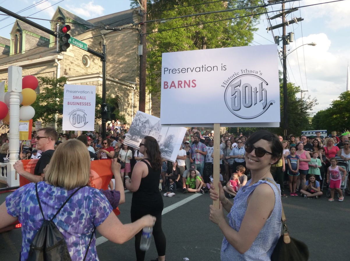 Kristen parade