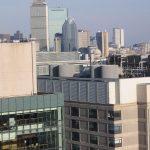 Children's Hospital Boston Skyline