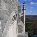 Cadet-Chapel-south-wall