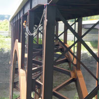 Cattaraugus Creek Bridges