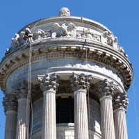 Soldiers Sailors Monument