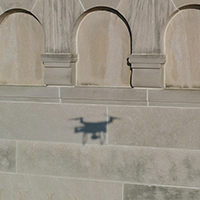 Drone inspection