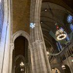 Riverside Church Drone Interior
