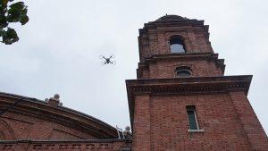 Basilica drone