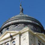 Montana State Capitol Exterior